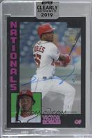Victor Robles [Uncirculated] #/75