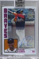 Ozzie Albies [Uncirculated]