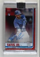 Fernando Tatis Jr. [Uncirculated] #/50