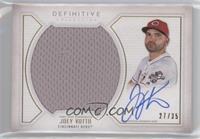 Joey Votto #/35