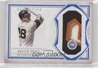 Buster Posey #/20