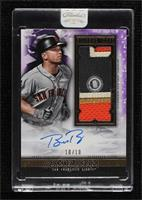 Buster Posey [Encased] #/10
