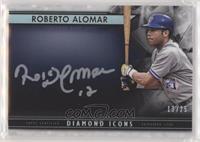 Roberto Alomar #/25