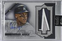 Aaron Judge [Uncirculated] #/5