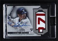 Keston Hiura [Uncirculated] #/5
