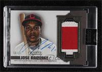 Jose Ramirez [Uncirculated] #/10