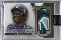Rickey Henderson [Uncirculated] #/10