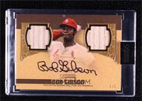 Bob Gibson [Uncirculated] #/1