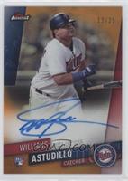 Willians Astudillo /25