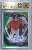 Kyle Tucker [BGS 9.5 GEM MINT] #/99