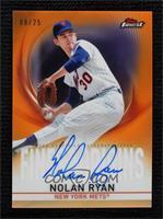 Nolan Ryan #/25
