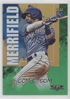 Whit Merrifield #/199