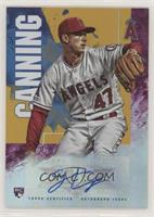 Griffin Canning #/25