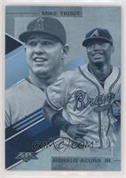 Ronald Acuña Jr., Mike Trout