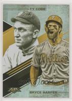 Bryce Harper, Ty Cobb