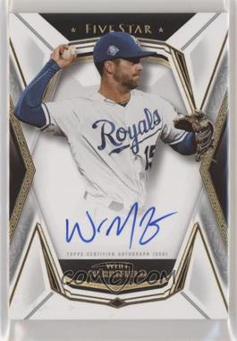 2019 Topps Five Star - Autographs #FSA-WM - Whit Merrifield [EX to NM]