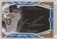 Jose Canseco #/20