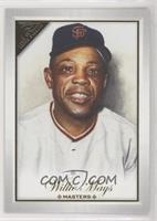 Short Print - Willie Mays
