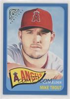 Mike Trout [EXtoNM] #/99