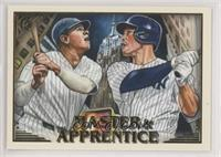 Aaron Judge, Babe Ruth
