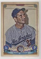 SP Legend High Number - Sandy Koufax