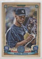 SP Legend High Number - Derek Jeter