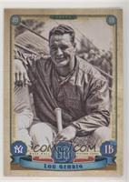 SP Legend High Number - Lou Gehrig