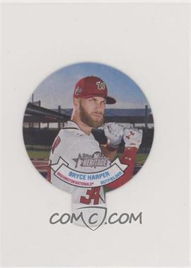 2019 Topps Heritage - 1970 Baseball Stars Candy Lids #15 - Bryce Harper