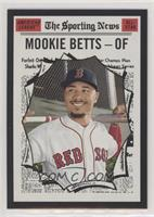 Mookie Betts #/50