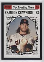 Brandon Crawford /50
