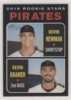 Rookie Stars - Kevin Newman, Kevin Kramer #/50