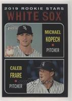 Michael Kopech, Caleb Frare /70