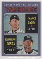 Chance Adams, Jonathan Loaisiga