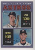 Kyle Tucker, Cionel Perez