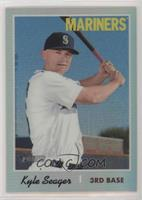 Mega Box Exclusive - Kyle Seager /570