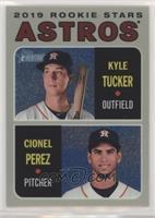 Mega Box Exclusive - Kyle Tucker, Cionel Perez /999