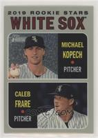 Mega Box Exclusive - Michael Kopech, Caleb Frare /999