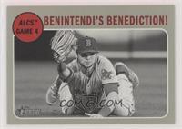 Postseason Highlights - Andrew Benintendi Game-Ending Catch
