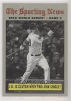 World Series Highlights - J.D. Martinez Two-Run Single