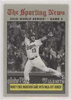 World Series Highlights - Max Muncy Walk-Off HR