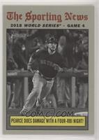 World Series Highlights - Steve Pearce Four RBI Night