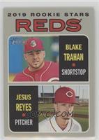 Rookie Stars - Blake Trahan, Jesus Reyes