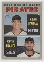 Rookie Stars - Kevin Newman, Kevin Kramer