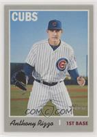 Short Print - Anthony Rizzo (Team Name Color Variation)