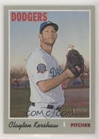 Short Print - Clayton Kershaw
