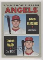 Rookie Stars - David Fletcher, Taylor Ward