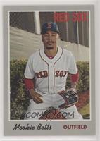 Mookie Betts (Team Name Color Variation)