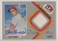 Joe Torre #/25