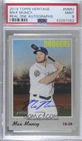 Max Muncy [PSA 9 MINT]