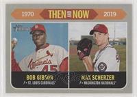 Bob Gibson, Max Scherzer